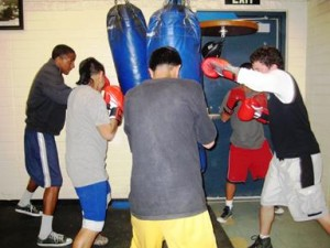 Amateur boxers will compete in five age and weight divisions.