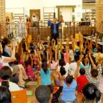 Summer Reading Program ends with music & food