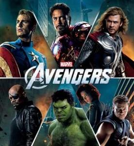 The Avengers Family Movie Night