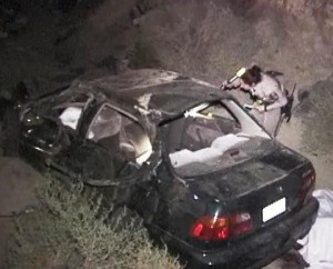 Not wearing seatbelts played a role in two of the deaths, authorities said. (ED FROMMER)