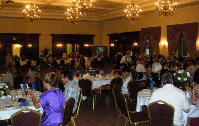 Last year's inaugural gala was held at the Hellenic Center in Lancaster and the theme was 'The Greek Chronicles,' featuring Greek costumes, performances and a menu of Greek dished. (Contributed photo)