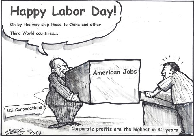 Happy Labor Day A Bit Of History