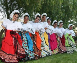 Grupo Folklorico will be performing.