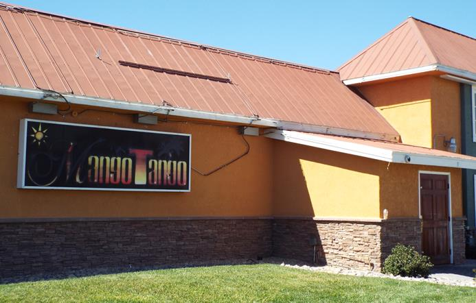 The assault happened at the Mango Tango nightclub, friends of the victim said. They say he was beaten in the bathroom with a toilet seat cover, but sheriff's officials have release little details about the incident. (Photo by LUIS MEZA)