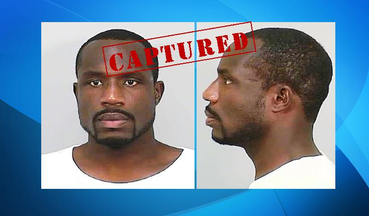 Reahdeen Robertson, a high-risk sex offender with a Palmdale child molestation conviction, was arrested in Florida last week. Local parole agents have been searching for Robertson since he absconded from parole in April 2013.