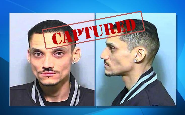 Romie Seals captured
