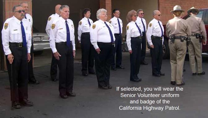 Senior Volunteer Program CHP