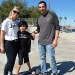 Autism-friendly skate clinic draws warm reception