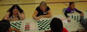 The Beginners Section focused on learning how each chess piece moves.