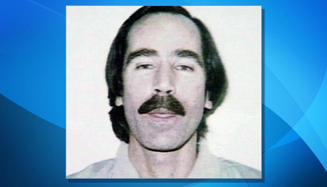 "Christopher Evans Hubbart (shown in this undated booking photo) was called the ""Pillowcase Rapist"" because he muffled his victim's screams with a pillowcase over their heads. Hubbart, who admitted to raping approximately 40 women between 1971 and 1982, could potentially be released into the Antelope Valley as early as December."