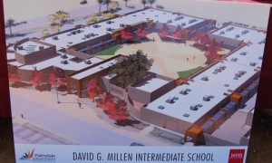 The 97,000-square-foot campus will include 41 teaching stations and eight main buildings.