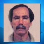 "Christopher Evans Hubbart (shown in this undated booking photo) was dubbed the ""Pillowcase Rapist"" because he muffled his victims' screams with a pillowcase over their heads. Hubbart, who admitted to raping approximately 40 women between 1971 and 1982, was ordered released to an Antelope Valley home on or before July 7, 2014."