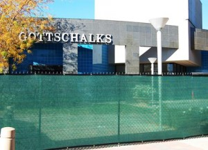 Dick's will occupy a portion of the former Gottschalk's building, which has been vacant since 2009.
