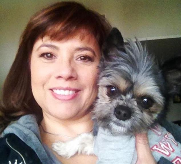 Elle Stamsek, a Realtor® with Centennial Realty, has already place placed 24 animals, including dogs, cats, goats, fish and a hamster, into new homes. Stamsek fell in love with little Wiley (right) and decided to keep him herself. (Contributed photo)