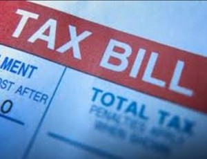 Tax bill revised Palmdale