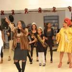 Local residents celebrate Kwanzaa