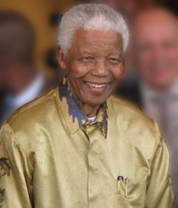 During the meeting, a brief presentation will be held honoring the late Nelson Mandela. (Photo courtesy Wiki)