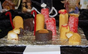 A Twinkie Nativity Scene was a hit at last year's event.