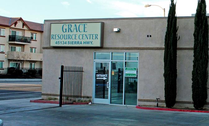 The city of Lancaster partnered with Grace Resource Center to host a men's emergency homeless shelter at the A.V. Fairgrounds during the winter months. City official say 13% of the County's homeless population is in the Antelope Valley, yet local homeless service organizations receive only 2.1% of the total funding from the Los Angeles Homeless Services Authority.