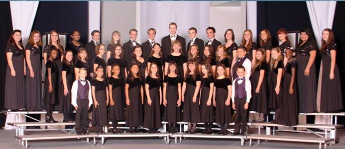 The Antelope Valley Children's Choir is a non-profit performance and competition choral organization that trains students between the ages of 6-18 in three different age-graded choirs. (Contributed)