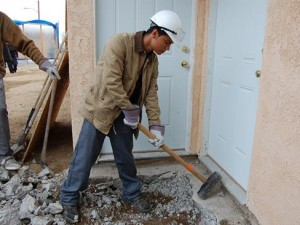Tommy Landeros said he would most likely be in jail or dead by now, if not for AV YouthBuild.