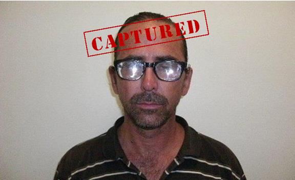 Adrian Santiago captured