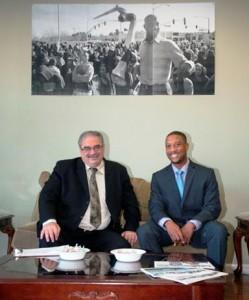Assemblyman Steve Fox also endorsed Ervin for Lancaster City Council. (Simac Production Studios)