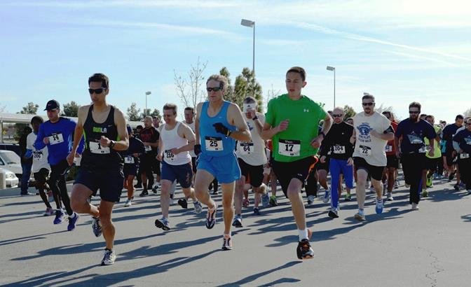 Last year's seven events are being eclipsed by the 15 events planned for this year's Corporate Challenge. The February 22 run/walk is the only event which is open to the public.