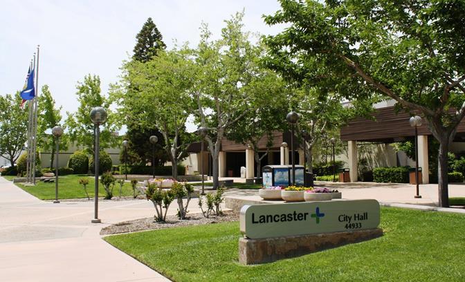 Lancaster city hall