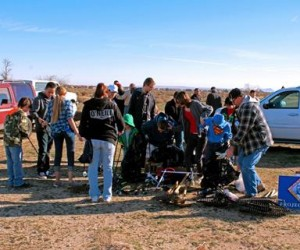 More than 80 volunteers took part in the Antelope Valley Illegal Dumping Task Force Cleanup project.