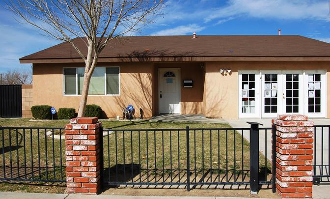 The City's Yucca Neighborhood House is located at 503 East Avenue Q-3 in Palmdale.