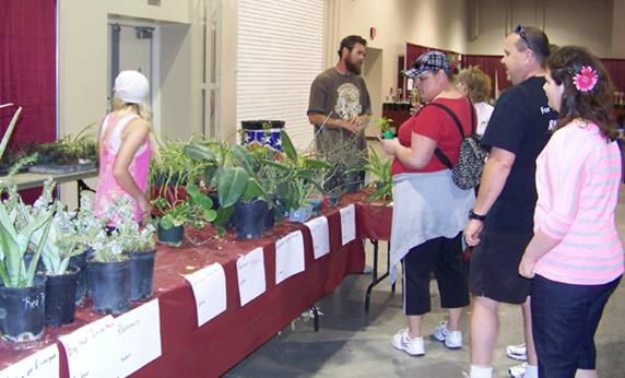The Home Show features more than 120 diverse vendors. (Photo of past Home Show courtesy AV FAir)