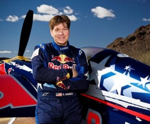Five time U.S. National Aerobatic Champion, Kirby Chambliss will dominate the sky with polished aerobatic skills, maneuvering his aircraft in ways that defy gravity.