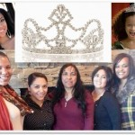 Miss AV Latina pageant organizers (from L to R) are Destiny Smith, Christina Zulu, Gloria Chavez, Lorena Chiquillo-Rubio and Waunette Cullors. The pageant takes place Saturday, April 26, at the Chimbole Cultural Center in Palmdale.