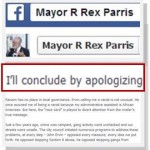 Parris apology graphic
