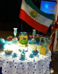 Persian New Year celebration1