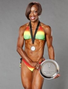 Ruby Carter-Pikes will lead weekly distance walks around The BLVD Farmers Market, from 6 to 7 p.m. Pikes, a 65-year-old fitness guru, still participates in fitness competitions around the globe.