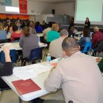 "The ""Tackling Truancy"" training event, which took place at the Lancaster Learning Complex, drew about 150 educators, social service providers and law enforcement personnel."