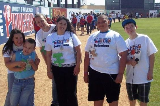 The annual Antelope Valley Autism Awareness Walk raises funds to support local families affected by autism spectrum disorders. (Contributed photos)