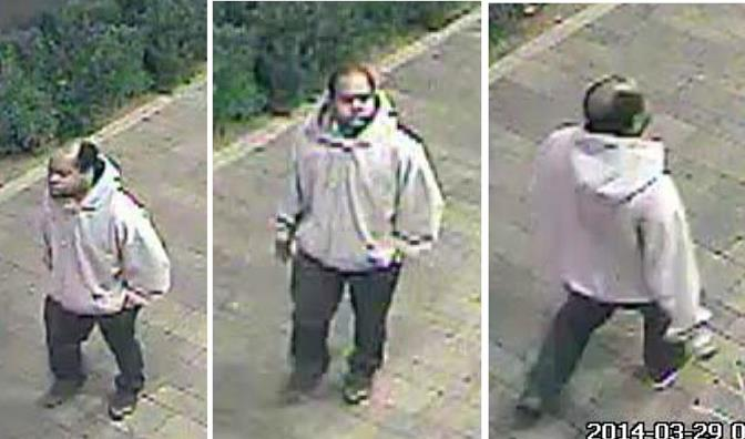 BLVD burglary suspect arrested