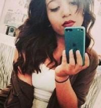 Giselle Mendoza (Twitter photo)