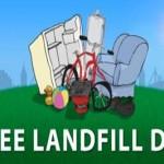 Lancaster landfill free day