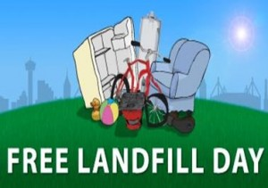 Lancaster landfill free day