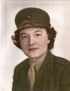 By the close of the war in 1945, Murray had earned the rank of Sergeant.