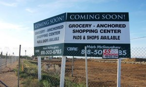 With construction and tenant attraction efforts fully underway a grand opening of the center is anticipated for later this year.