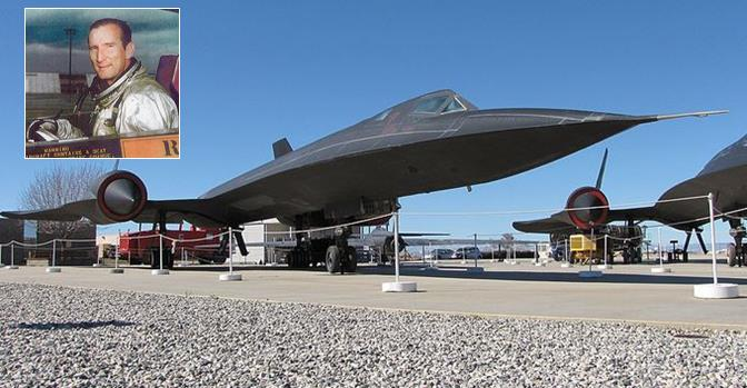 """A Blackbird Airpark open house this Saturday, April 26, will feature a """"meet-and-greet"""" with Robert Gilliland, a Lockheed Martin test pilot who flew the SR-71 for the very first time in 1964 out of Palmdale."""
