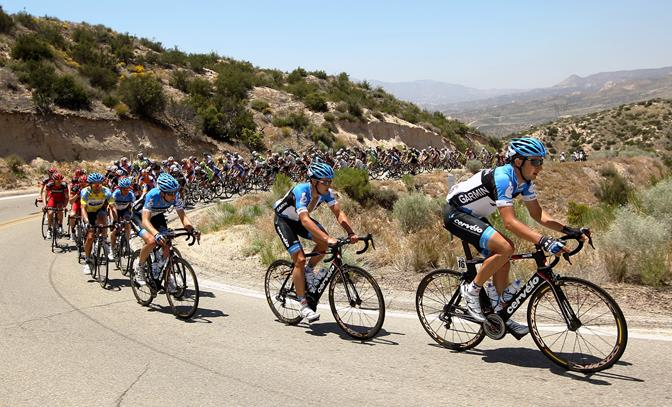 Featuring some of the top cyclists in the world, including Olympic athletes and Tour of France competitors, the cyclists will pedal through Palmdale roughly between 1:40 and 2:30 p.m., Friday, May 16, 2014.