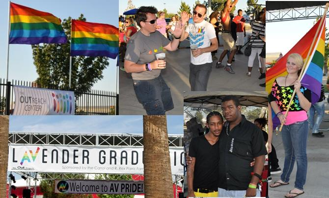More than 2,000 attendees are expected to gather at the Antelope Valley Fairgrounds on Saturday, May 31 for AV Pride 2014.