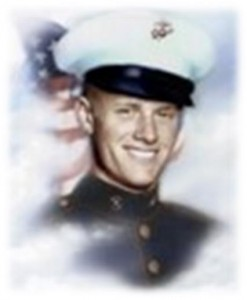 Marine Cpl. Ian Stewart