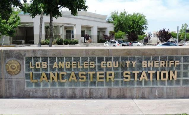 The Lancaster Sheriff's Station is located at 501 West Lancaster Boulevard.
